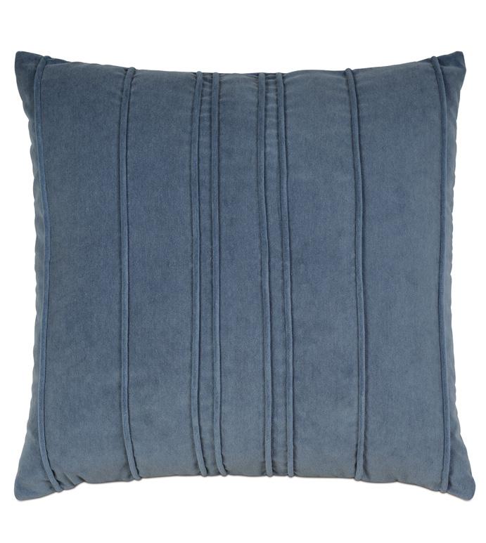 Penelope Velvet Decorative Pillow - ,