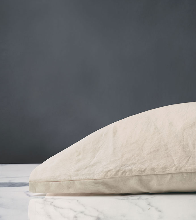 Shiloh Linen Pillowcase