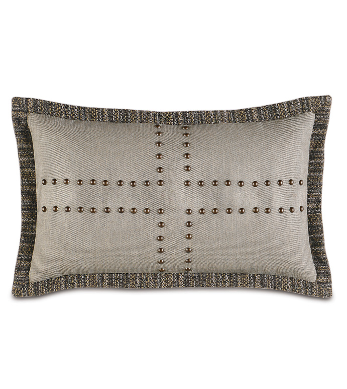 Wicklow Heather With Nailheads - ,