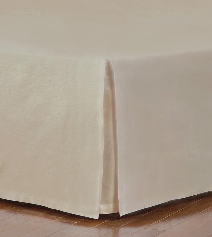 Fresco Classic Sable Straight Bed Skirt