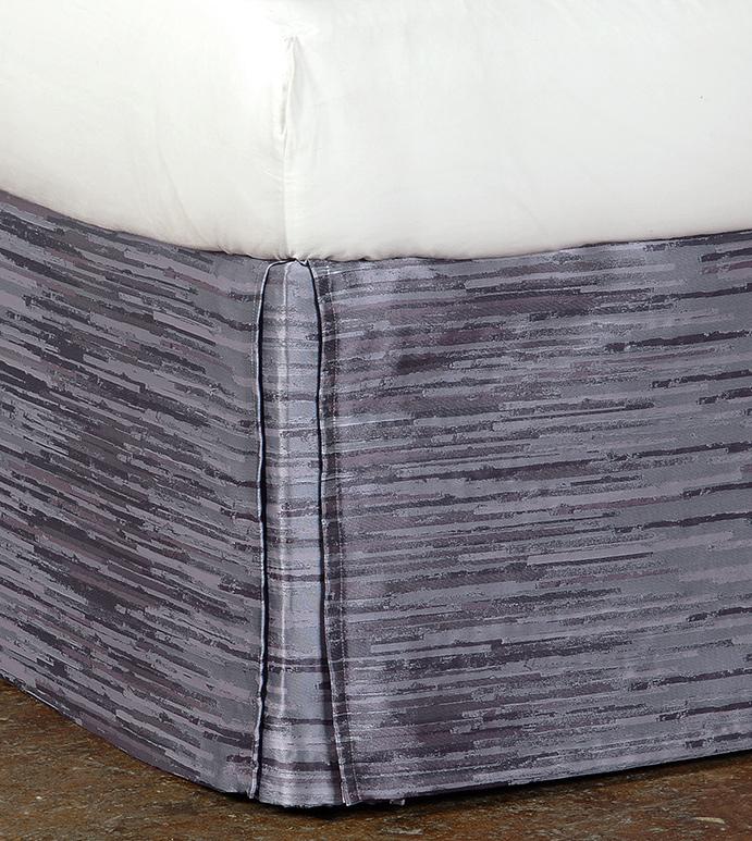 Horta Lilac Bed Skirt
