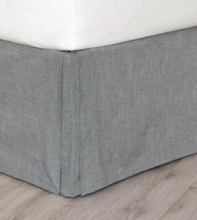 Duvall Slate Bed Skirt