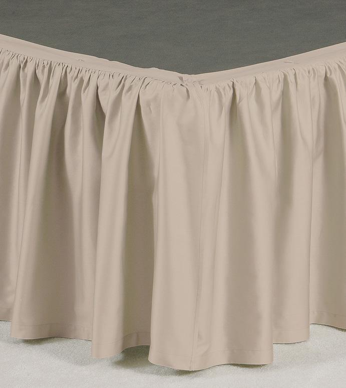 Fresco Classic Sable Ruffled Skirt Panels