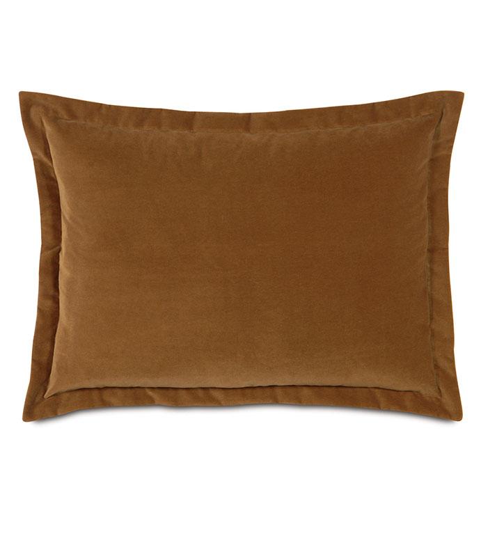 Jackson Rust Standard Sham - ,