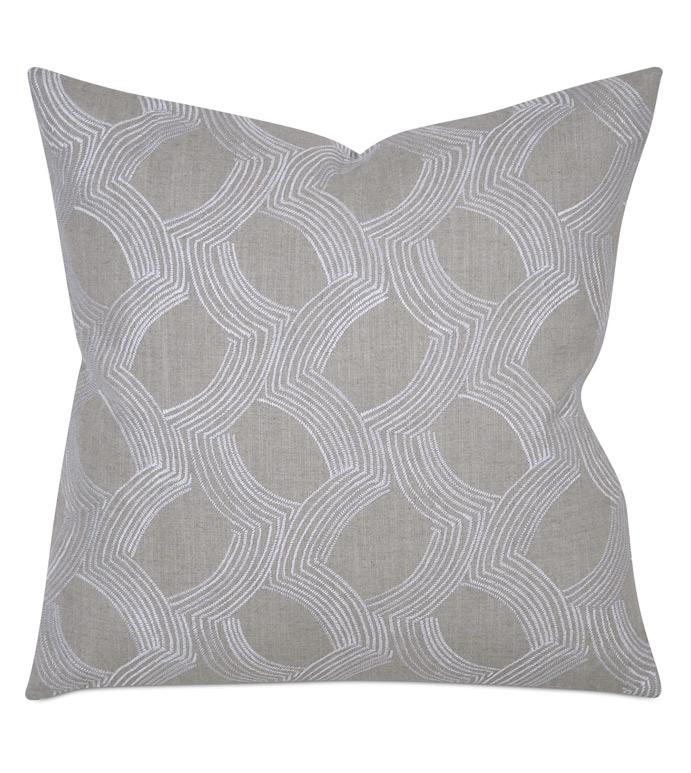 Veer Decorative Pillow - ,