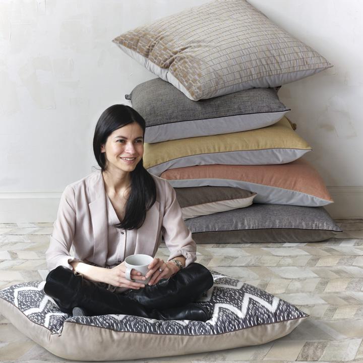 Thom Filicia Floor Pillows