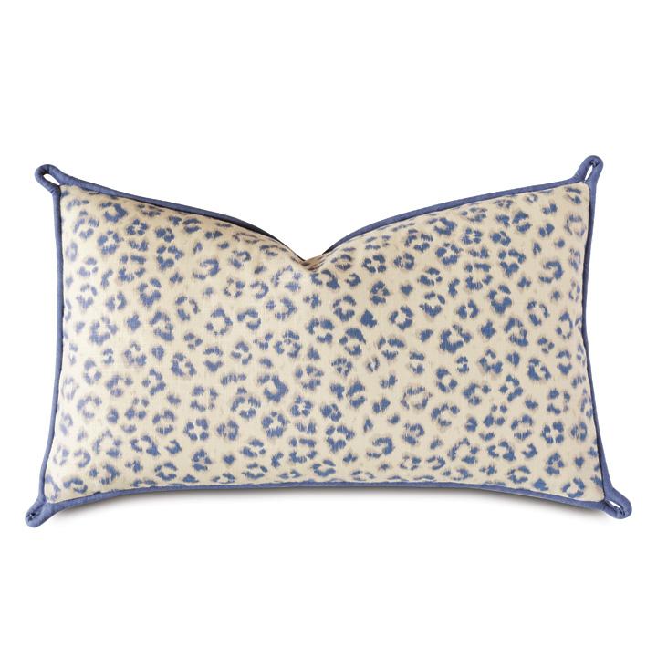 Capri Cheetah Print Decorative Pillow