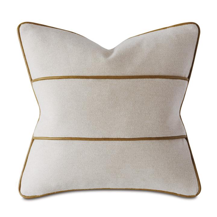 Dublin Welt Decorative Pillow