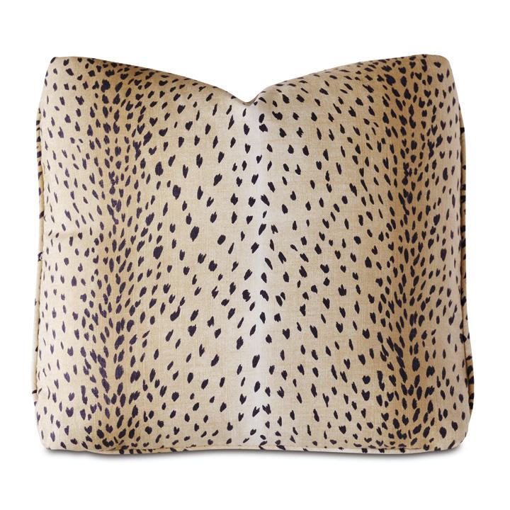 Tanzania Cheetah Decorative Pillow