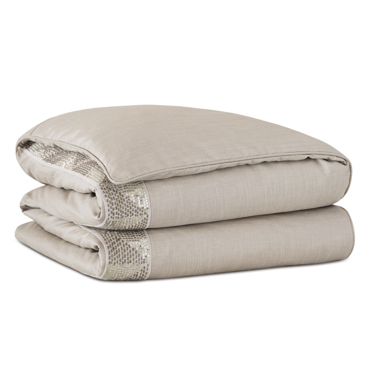 Teryn Sequined Duvet Cover