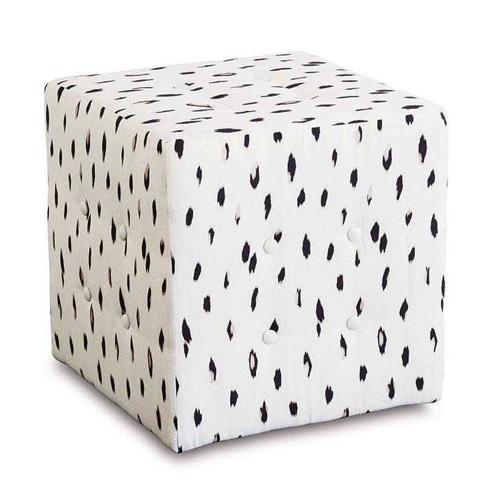 Maddox Cube Ottoman