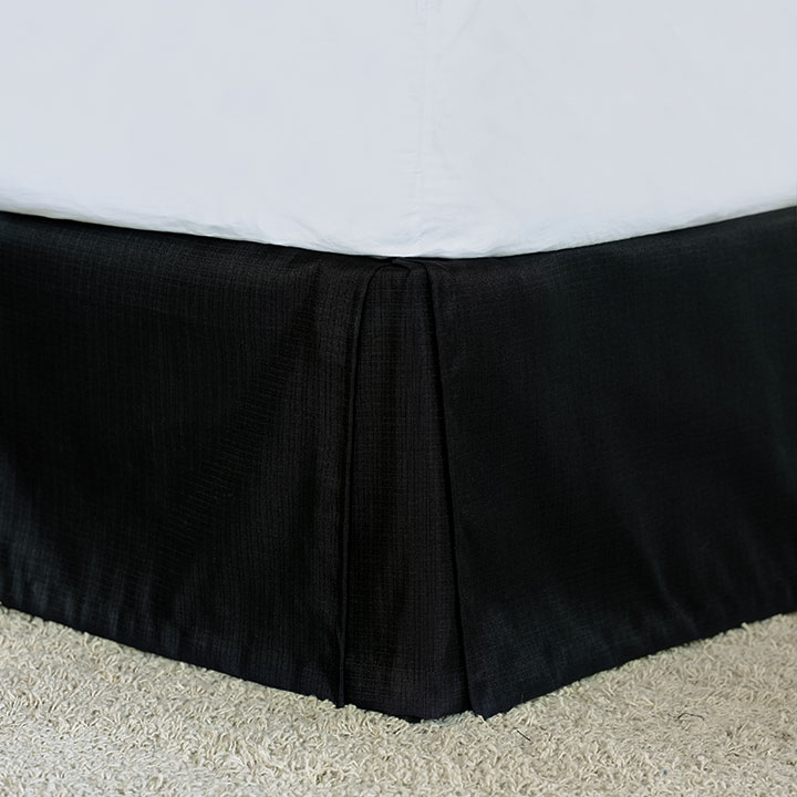 Maddox Mitered Bed Skirt