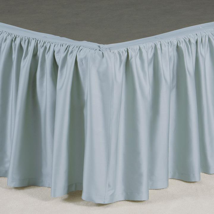 Fresco Classic Azure Ruffled Skirt Panels