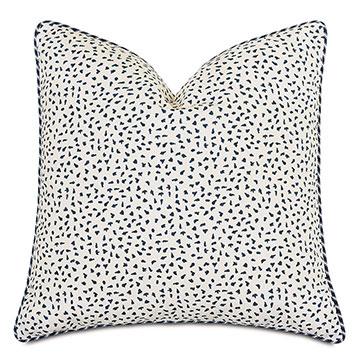 Claire Speckled Decorative Pillow