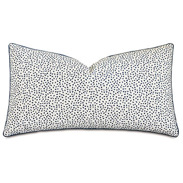 Claire Speckled King Sham