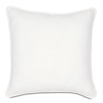 Resort Shell Accent Pillow