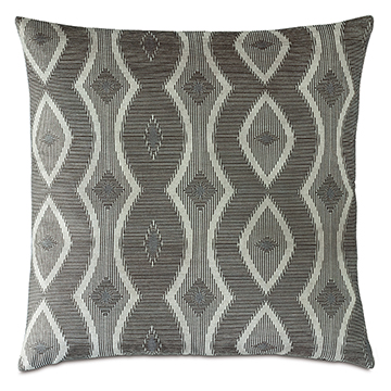 Echo Ogee Decorative Pillow