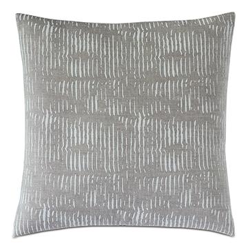 Persea Broken Stripe Decorative Pillow