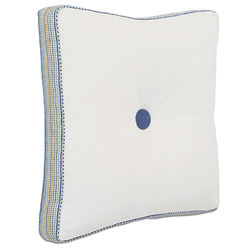 Baldwin White Boxed And Tufted