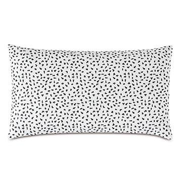 Camden Speckled Decorative Pillow