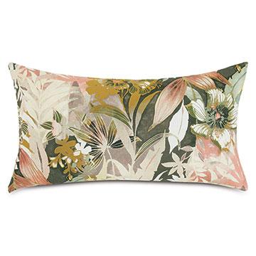 Felicity Floral Decorative Pillow