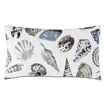 Persea Seashell Decorative Pillow