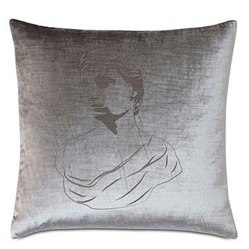 Antiquity Aphrodite Decorative Pillow