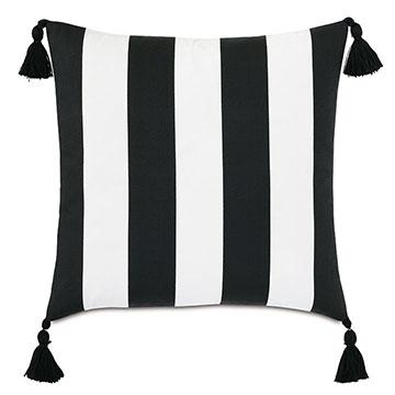 Kubo Tassel Decorative Pillow