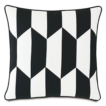 Kubo Patchwork Decorative Pillow