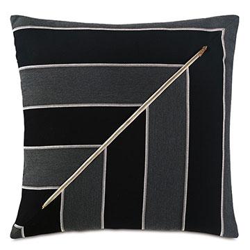 Arcos Zipper Decorative Pillow