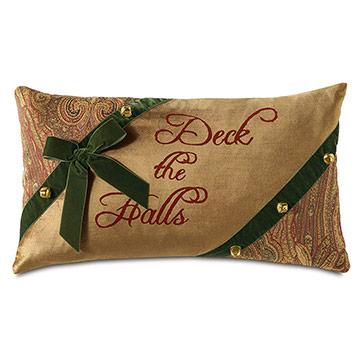 Lucerne Bells Decorative Pillow