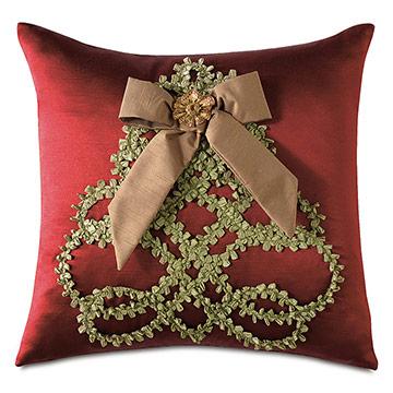 Lucerne Tree Decorative Pillow