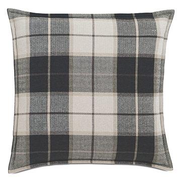 Lodge Tartan Decorative Pillow