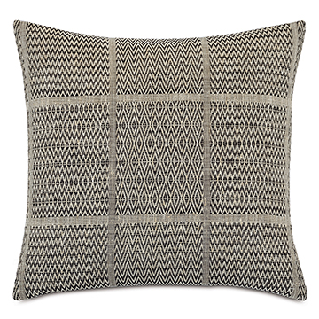 Glover Decorative Pillow In Black