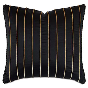Park Avenue Vertical Cord Decorative Pillow