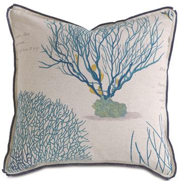 Astern Aqua Dec Pillow