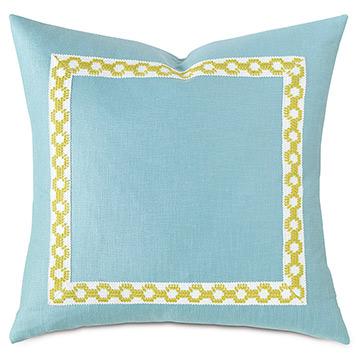 Palm Beach Accent Pillow