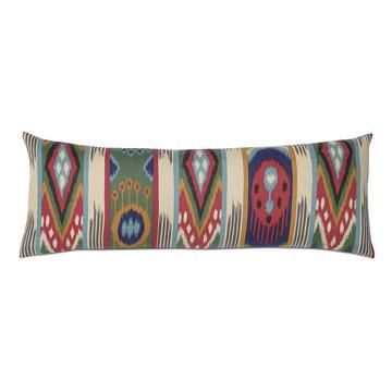 Akela Ikat Decorative Pillow