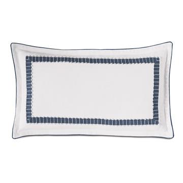 Hugo Mitered Decorative Pillow