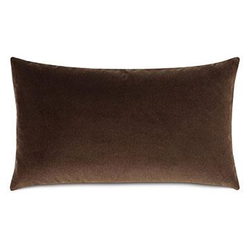 Fossil Velvet Decorative Pillow