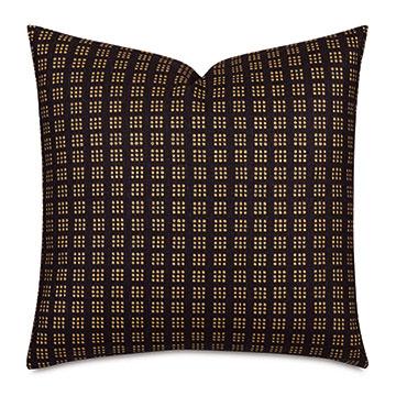 Effie Gold Decorative Pillow