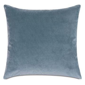 Blick Denim Decorative Pillow
