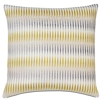 Stockton Citron Decorative Pillow