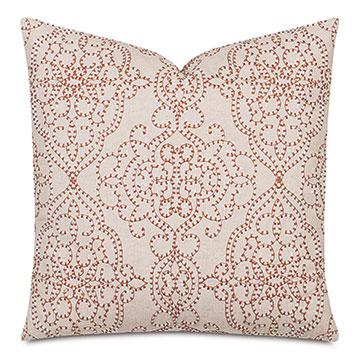 Harlow DamaskDecorative Pillow
