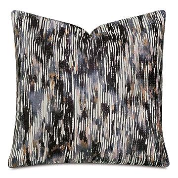 Natasha Watercolor Decorative Pillow