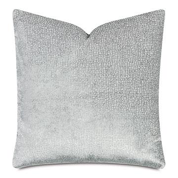 Downing Textured Decorative Pillow