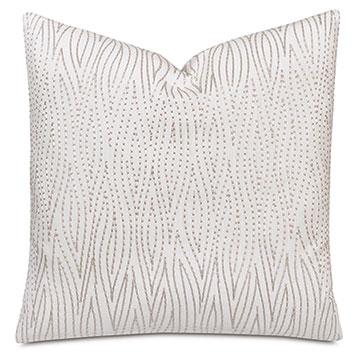 Altair Faux Bois Decorative Pillow