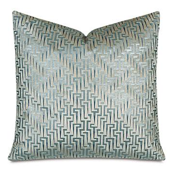 Arielle Graphic Decorative Pillow