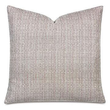 Bouvier Silver Thread Decorative Pillow