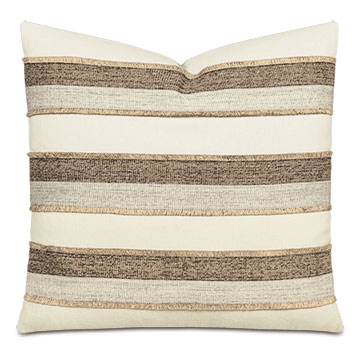 Marin Mini Fringe Decorative Pillow